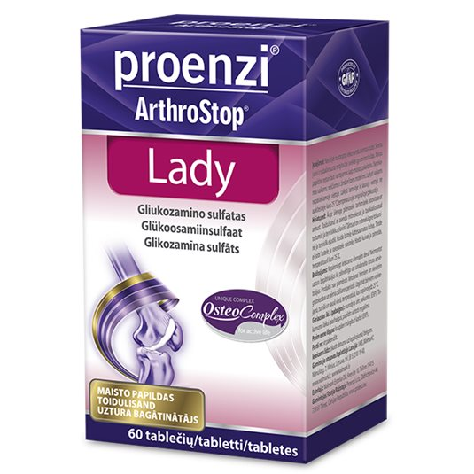 Proenzi ArthroStop Lady