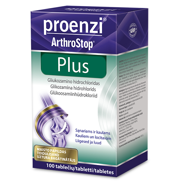 Proenzi Arthrostop PLUS